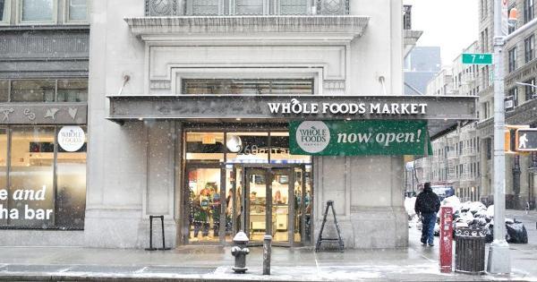 "b00aa94726e Το Whole Foods Market Daily Shop, είναι μια πιο γρήγορη εναλλακτική λύση  στο μεγάλο σούπερ μάρκετ της 250 Seventh Ave. Το κατάστημα ""to-go""  βρίσκεται δίπλα ..."